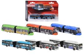 Majorette MAN City Bus+Siemens Avenio Tram 6-fach sortiert