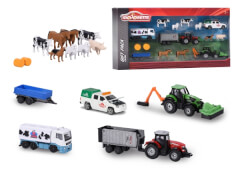 Majorette Big Farm Theme Set