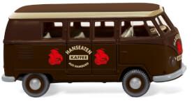 VW T1 Bus Hanseaten Kaffee