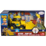 Simba Bob der Baumeister - Action-Team ''Baggi + Bob'', ca. 21 cm, ab 3 Jahre