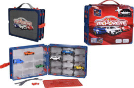 Majorette Carry Case + 1 car