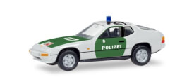 Porsche 924 Polizei  NRW