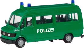 Herpa MB T1 Bus, Polizei