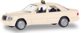 Herpa MB E-Klasse (W124), Taxi