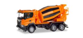 Herpa Scania CG 6x6 Betonmischer