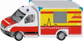 Siku 1536 Rettungswagen