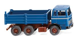 Hochbordkipper (MB) - azurblau