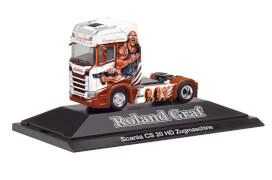 Herpa Scania CS 20 HD Zgm Roland  Gr