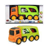 TOITOYS CARS&TRUCKS Lastwagen XXL mt Rettungsdienste Fahrz