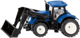 SIKU 1396 New Holland mit Frontlader