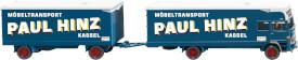 Möbelkofferlastzug (MB) Paul Hinz