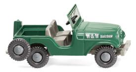 Jeep W & W Holzbau