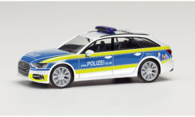 Audi A6 Avant, Polizei RheinlP