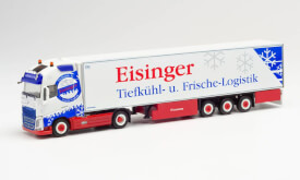 Herpa Volvo FH Gl. KüKoSzg. Eisinger