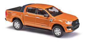 Ford Ranger, Orange/Wildtrak