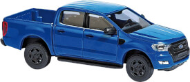 Ford Ranger, blaumetallic