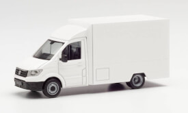 Herpa MiKi VW Crafter, Foodtruck