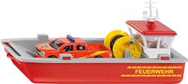 SIKU 2117 Feuerwehr Arbeitsboot