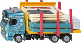 SIKU 3562 Fertighaustransporter