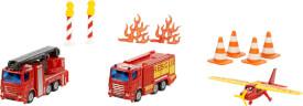 SIKU 6330 Geschenkset Feuerwehr