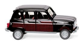 Renault R4 Parisienne 1:87