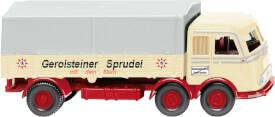 Pritschen-Lkw (MB LP333) Gerolsteiner