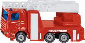 SIKU 115 Super Feuerwehrdrehleiter, ab 3 Jahre