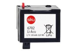 SIKU 6702 Control Ersatz-Akku