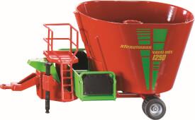 SIKU 2450 FARMER - Futtermischwagen, 1:32, ab 3 Jahre