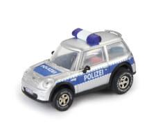 darda Mini Cooper Polizei