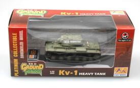 Fertigmodelle: KV-1 - Russian Army 1941 Green color