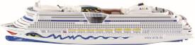 SIKU 1720 SUPER - Kreuzfahrtschiff AIDA, 1:1400, ab 3 Jahre
