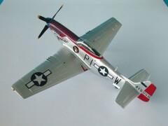 Fertigmodelle: P51D 'Mustang' IV 359FS 356FG8AF Anglia 1945