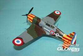 Fertigmodelle: MS 406 Vichy Airforce