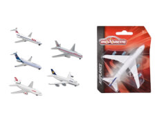 Majorette Airplane Assortment, 5-sortiert