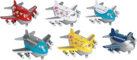 GoKi Flugzeuge mit Geräusch, Spritzguss,