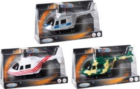 Speedzone Einsatzhelikopter, bump und go, Licht und Sound