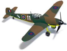 TT FlugzeugBf 109 F4 Beuterfl.