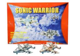 DC Flugzeug Sonic Warrior Licht und Sound