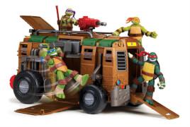 Turtles Shellraiser ohne Figuren