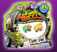 Trash Pack Wheels 2 Müllmonster Auto