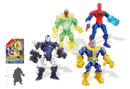 Hasbro A6825EU4 Marvel Super Hero Mashers 6, sortiert