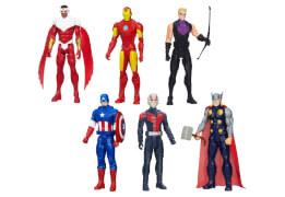 Hasbro Avengers Titan Hero Figur