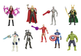 Hasbro Avengers 3,75 Zoll All-Star Figur