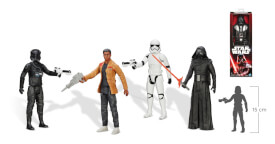 Hasbro Star Wars E7 Ultimate Figuren