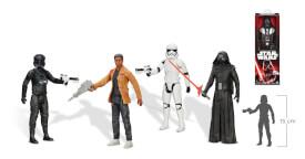 Hasbro Star Wars E7 Ultimate Figuren