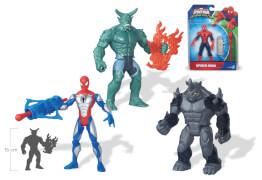 Hasbro Spider-Man Sinister 6 Web City, 15cm, sortiert
