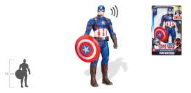 Hasbro Avengers Elektronischer Titan Hero Captain America