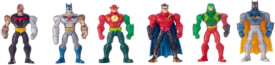Mattel Batman vs Superman Movie Mini-Figuren