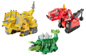 Mattel Dinotrux Hero Sounds